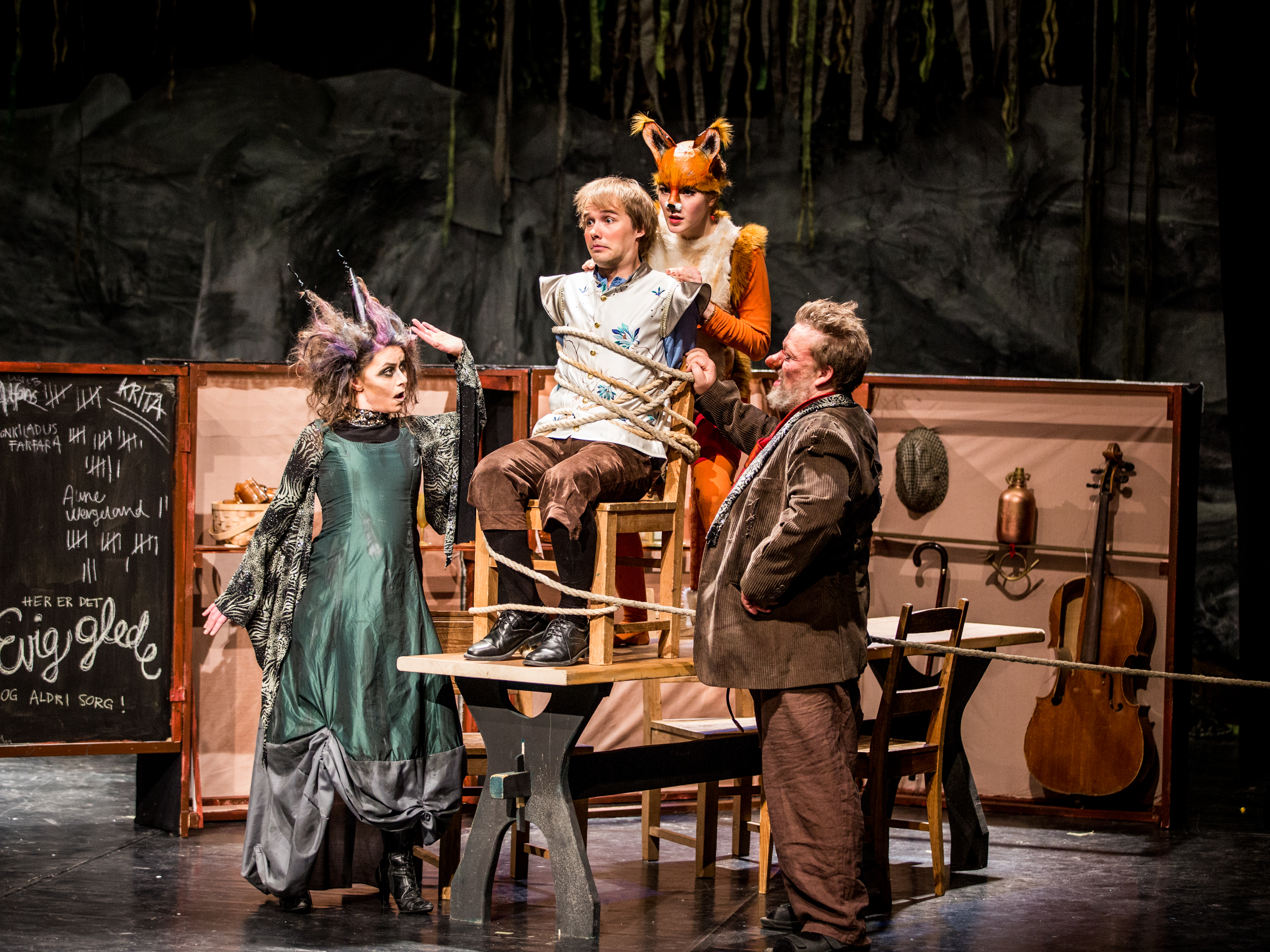 Gullfuglen (2016) - Hamar Teater