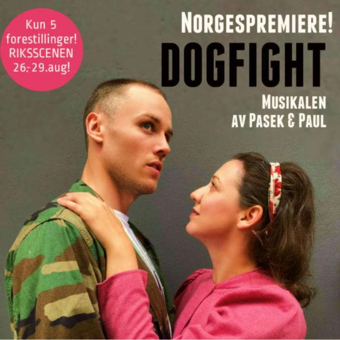 Dogfight – Skandinavisk premiere